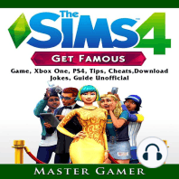 Sims, The 4 Get Famous Game, Xbox One, PS4, Tips, Cheats, Download, Jokes, Guide Unofficial