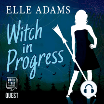 Witch in Progress: A Blair Wilkes Mystery, Book 1