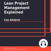 Lean Project Management Explained