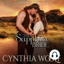 The Sapphire Bride: Central City Brides Book 2