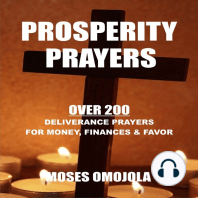 Prosperity Prayers