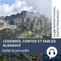 Légendes, contes et fables albanais