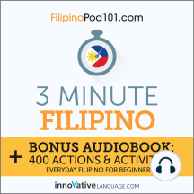 3-Minute Filipino