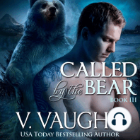 Called by the Bear - Book 3