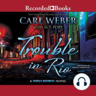 Trouble in Rio: A Family Business Novel