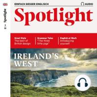 Englisch lernen Audio - Der Westen Irlands