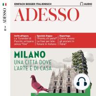 Italienisch lernen Audio - Mailand