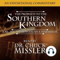 The Prophets to the Southern Kingdom
