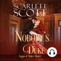 Nobody's Duke: League of Dukes, Book 1