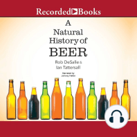 A Natural History of Beer