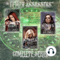 Demon Assassins (3-Book Series)