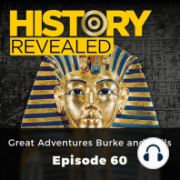 History Revealed: Great Adventures Burke and Wills: Episode 60