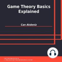 Game Theory Basics Explained