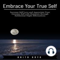 Embrace Your True Self