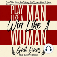 Play Like a Man, Win Like a Woman