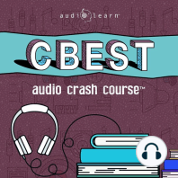 CBEST Audio Crash Course