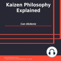 Kaizen Philosophy Explained