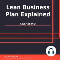 Lean Business Plan Explained