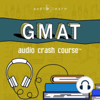 GMAT Audio Crash Course