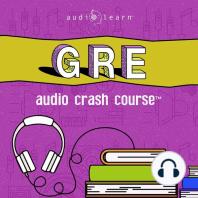 GRE Audio Crash Course
