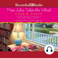 Miss Julia Takes the Wheel