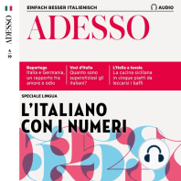 Italienisch lernen Audio - Redewendungen mit Zahlen