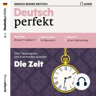 Deutsch lernen Audio - Die Zeit