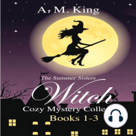 Summer Sisters Witch Cozy Mystery Collection, The