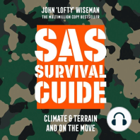 SAS Survival Guide: Climate & Terrain and On the Move: The Ultimate Guide to Surviving Anywhere
