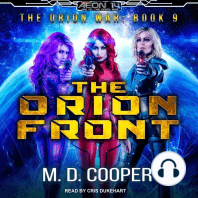 The Orion Front: The Orion War- Book 9