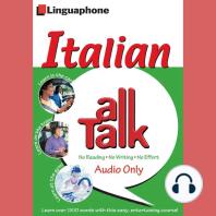 Linguaphone All Talk - Italian for Beginners