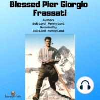 Blessed Pier Giorgio Frassati