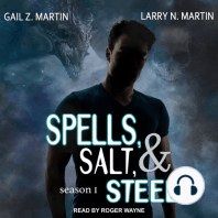 Spells, Salt, & Steel