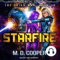 Starfire: The Orion War - Book 10