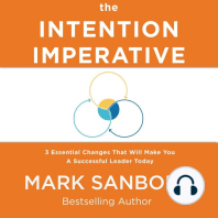 The Intention Imperative