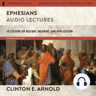 Listen to Ephesians: Audio Lectures Audiobook by Clinton E. Arnold