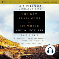 New Testament in Its World, The