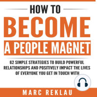 How to Become a People Magnet