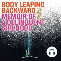 Body Leaping Backward