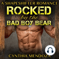 Rocked by the Bad Boy Bear