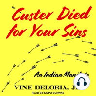 Custer Died for Your Sins