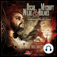Oscar Wilde & Mycroft Holmes, Sonderermittler der Krone, Folge 9