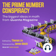 The Prime Number Conspiracy: The biggest ideas in math from Quanta Magazine