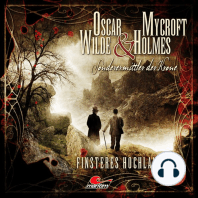 Oscar Wilde & Mycroft Holmes, Sonderermittler der Krone, Folge 2