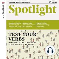 Englisch lernen Audio - Die Zeitformen
