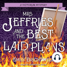 Mrs. Jeffries and the Best Laid Plans: A Victorian Mystery