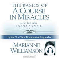 The Basics of a Course in Miracles