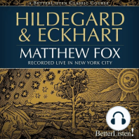 Hildegard and Eckhart