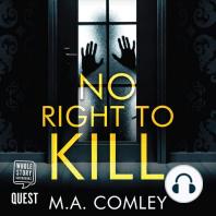 No Right to Kill