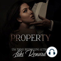 Property: A Dark Billionaire Romance